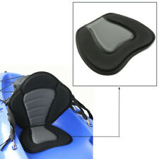 Soft Comfortable Padded Kayak Seat Back Rest Cushion Adjustable Pad Canoe Boat A