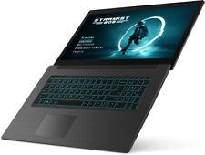 LENOVO L340-17IRH I7-9750H 16GB RAM 1TB SSD Notebook schwarz- Sehr guter Zustand