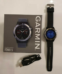 Garmin Fenix 5 Multisport Smartwatch