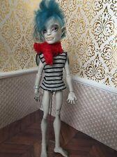 Garrott DuRoque Gargoyle Boy Rochelle Boyfriend OOAK Scaris Monster High Doll