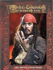 Pirates of Caribbean:  At World's End  Movie Storybook - NEW - Photo-Packed  HC