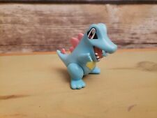 Pokemon Nintendo Rare 2010 Totodile Jakks Pacific Action Figure 2.5""