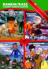 Rankin: Bass TV Holiday Favories Collection [New DVD] Manufactured On Demand