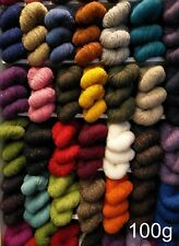 100g : Quality Aran Tweed Knitting Yarn from Dingle Co.Kerry Ireland 100% Wool