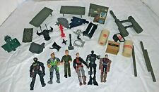 G.I Joe & Other Military Action Figures Parts & Accessories