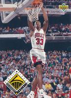 Scottie Pippen 1993-94 Upper Deck #449 Chicago Bulls Basketball Card