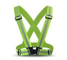 Best Safety Visibility Vest Reflective Adjustable Security High Gear Stripes