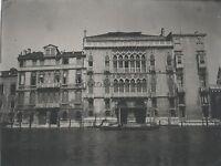 Venezia Italia Foto Modellismo Vintage Ca