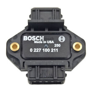 Bosch Ignition Switch 0 227 100 211 fits Volkswagen New Beetle 1.8 T (9C)