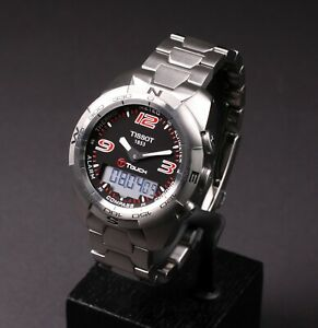 Tissot Touch Expert T013420A Multifunktionsuhr