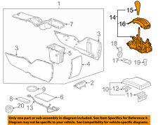 Pontiac GM OEM 04-08 Grand Prix Transmission-Gear Shift Shifter 15882231