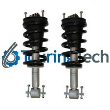 GMC Front Air Suspension to Strut Coil Spring Conversion Semi Active to Passive