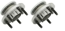 Pair (2) Wheel Bearing and Hub Assembly RWD, Front AUTO EXTRA 513202