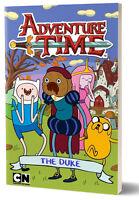 Adventure Time: The Duke Book Softback Cover Children's Fiction