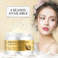 Snail Face Cream Hyaluronic Acid Moisturizing Anti-Wrinkle Anti Aging Skin Care_