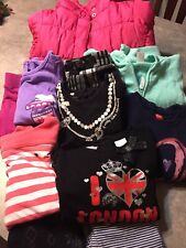 Girl's 5T Winter Clothing Bundle - 13 Pieces. Carter's, Koala Kids and More!