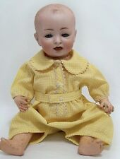 "Hertel Schwab & Co #151 German Doll 10.5"" Tall"