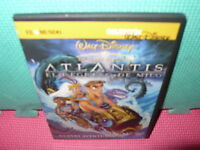 ATLANTIS - EL REGRESO DE MILO - DISNEY - SLIM - dvd