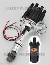 PerTronix Ignitor II/2 BILLET Flame-Thrower Distributor+Coil Olds 403 425 455
