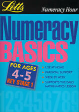 """""""VERY GOOD"""" Numeracy Basics: Ages 4-5, unknown, Book"""