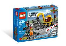 LEGO City Bahnübergang (7936) Neu , OVP & versiegelt