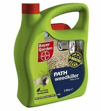 Bayer Garden Path Drive Weedkiller Long Lasting Ready To Use 3 Litre Weed Killer