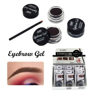 💙Eyebrow Pomade Eye Brow Makeup w/Brush Eyebrow Shaping Definer Sculpt Cream~~