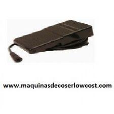 Pedal Máquina de coser Control foot SINGER neumatico