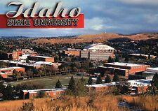 Idaho State University, Pocatello Idaho, Campus, Science & Pharmacy --- Postcard