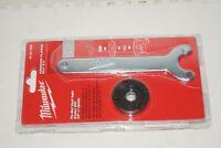 Milwaukee Grinder Flange Nut Kit 48-03-1050 Metal Working Industrial Tool 5/8-11