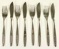 Fischbesteck WMF Rio 90er Silber Auflage 12teilig 6 Personen Fish Cutlery 70er