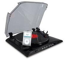Ion Audio iPROFILE - LP to iPod DJ Conversion Turntable