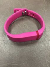 Fitbit Flex Accessory Wristbands Pink Used Large