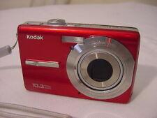 KODAK 10.3MP DIGITAL CAMERA RED - BODY ONLY