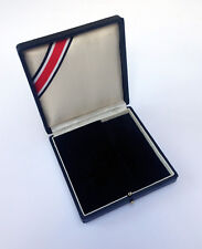 WWII German/Germany Private Purchase Iron Cross 2nd Class presentation case/box