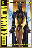 Before Watchmen Dr Manhattan #4-2013 nm- 9.2 Adam Hughes Standard Cover Doctor