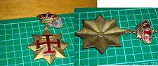 Placca Croce di Commendatore dell'Ordine di San Giorgio di Antiochia - smalto