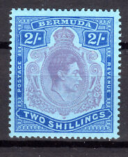 Bermuda 2/- lmmint KGVI  Excellent item 1938-53 msca [C150321]