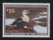 US RW58 $15 Federal Duck Stamp Mint Superb OG NH w/ PSE '98' Cert SMQ $175 (001)