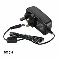 12V Mains AC-DC Adaptor Power Supply Charger for Makita DMR106B Jobsite Radio