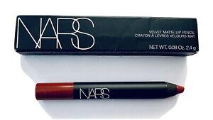 Nars Velvet Matte Lip Pencil Consuming Red 2.4g - New & Boxed