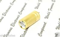 2pcs -ROE Roederstein EKM 470uF(470µF) 40V Radial Electrolytic Capacitor - Gold