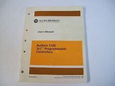 Allen-Bradley 40065-236-01 Programmable Manual 1745-800 - Used - Free Shipping