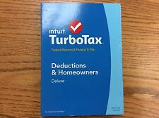 Turbotax deluxe 2014 fed only, no state for window and mac