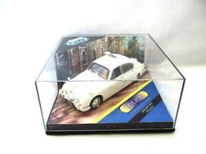 Jaguar Mk 2 3.4 Police  1960  White  CP003    Vitesse