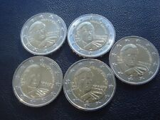 "Germany 2 euro coin 2018 UNC all mintmarks ADFGJ ""Helmut Schmidt"" 1918 - 2015"