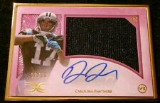 2015 Topps Definitive DEVIN FUNCHESS #02/10 Autograph Pink Gold Framed SSP