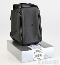 BRAND NEW ROLLEI LEATHER POUCH FOR ROLLEIFLEX 4.0 FT // ROLLEI NUMBER 17019