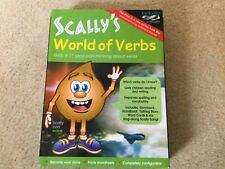 Scally's World of Verbs. TOPOLOCICA EDUCATION PROGRAMME Age 4 - 11