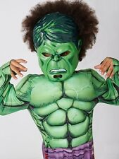 BRANDNEW AND UNWORN ( MARVEL AVENGERS HULK  COSTUME ) BRILLIANT COSTUME